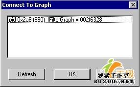 DirectShow入门之模拟构建Graph(2)