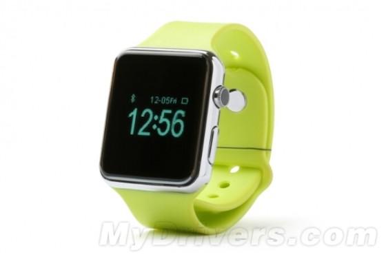 国产山寨Apple Watch现身:越看越屌丝
