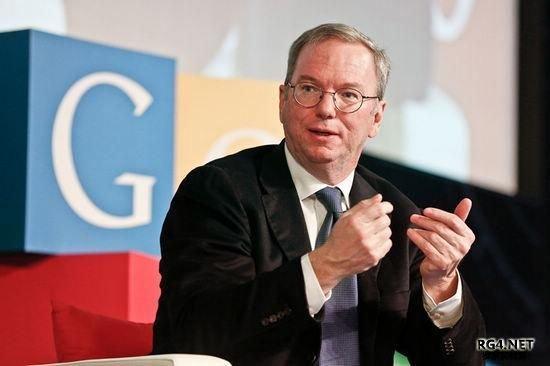 施密特预计在物联网时代互联网将消失