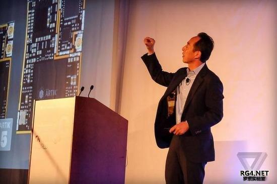 三星发布智能硬件平台 另起炉灶笼络开发者